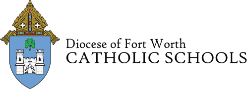 Diocese of Forth Worth Catholic Schools logo